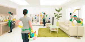 Генеральная уборка на заказ в квартире от клининговой компании